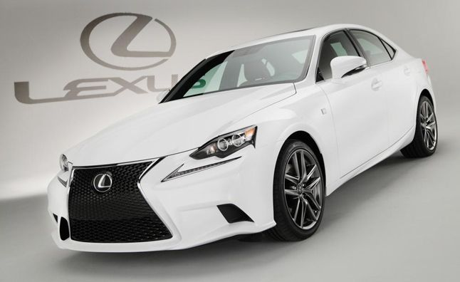 3. 2014 Lexus IS