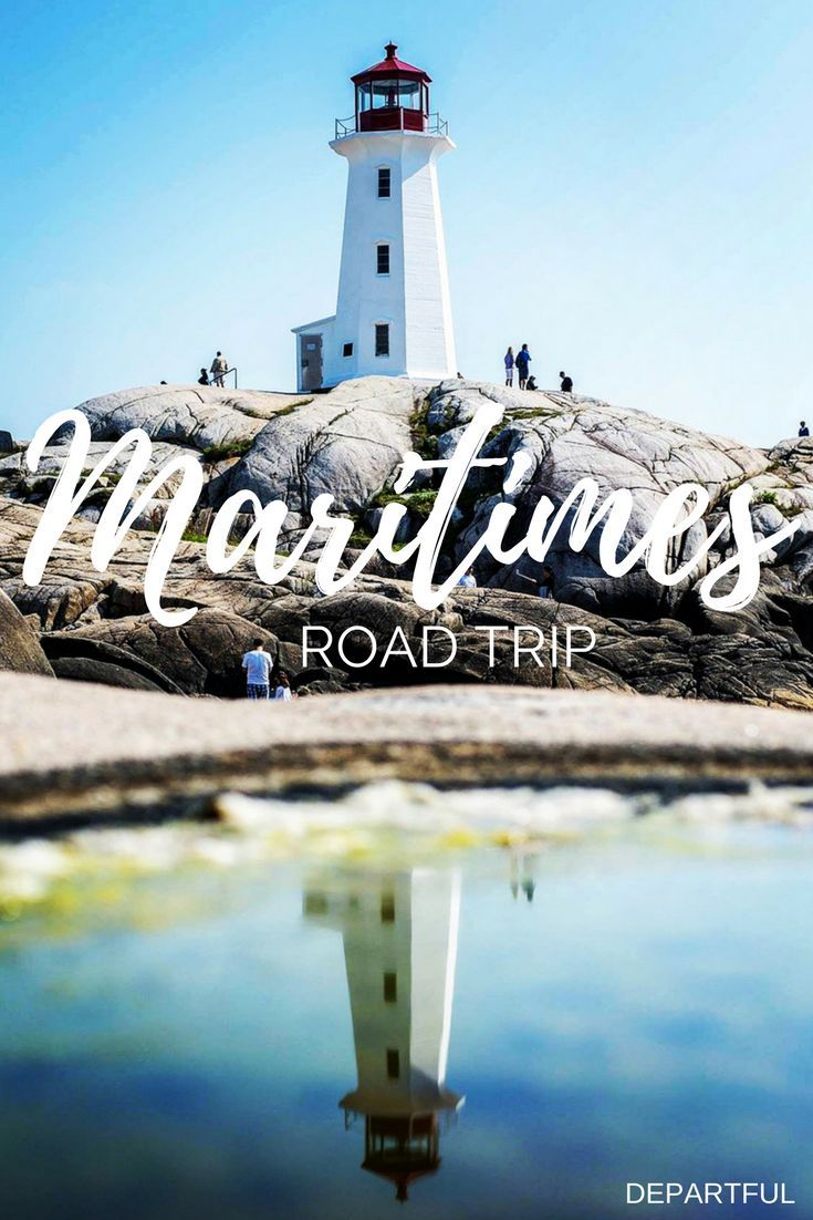 A Maritimes road trip through the provinces of Eastern Canada is a classic for a reason: beautiful landscapes, quaint towns, and friendly people await.