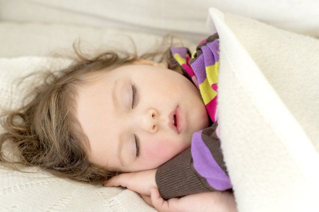Toddler sleeping problems: Tips and advice