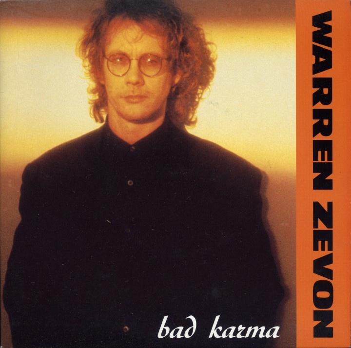Warren Zevon - Bad Karma | My Music | Pinterest