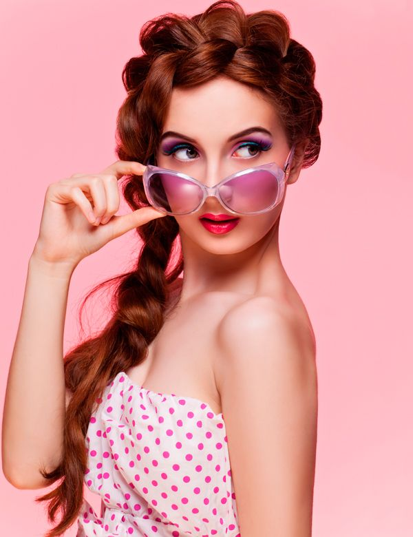 When it comes to #eyewear, rad and re-defined pastel hues reflect the desire to de-stress and still look #fashionable #sunglasses