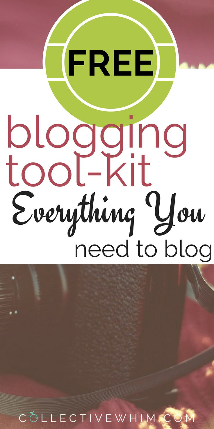 Starting a blog doesn't have to be hard! Everything you need to build a blog. Add-ons and tools that you need to run a self-hosted WordPress blog. WordPress plugins, email marketing program, free stock pictures, website design, social media marketing and more!