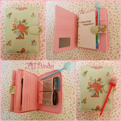 Nama  Produk : Binder HPO Floral Center Ukuran   :14 cm X 19 cm Bahan  : Kulit Sintetis Handphone Organizer : 2 Slot HP, 1 Slot Uang ,1 slot foto,8 Slot card