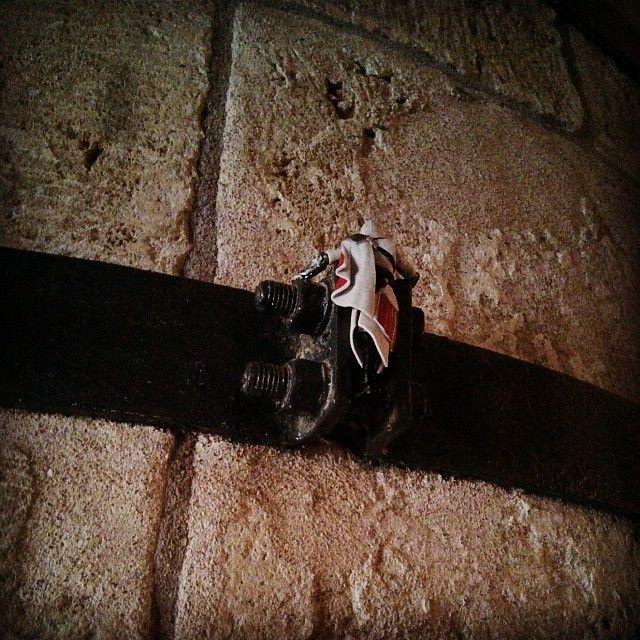 Best not to get rusty... #Acre #Israel #TemplarFortress #QuickWorkout #ClimbingPractice #ClimbAllTheThings