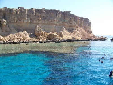 Ras Mohamed National Park, Egypt is situated at the extreme southern part of the Sinai Peninsula where the Gulf of Aqaba meets the Gulf of Suez.