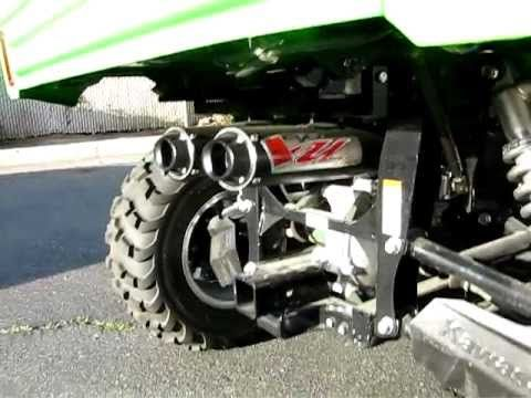 Kawasaki Teryx 750 Big Gun Exhaust        ~~~~~~~ TRAX ATV Store - traxatv.com ~~~~~~~ TRAX ATV Youtube - https://www.youtube.com/channel/UCI_ZJAkR3aGdwcM0z7dO94w/videos?view=1=grid