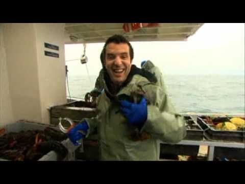 RMR: Rick and Lobster Fishing - YouTube