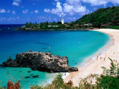 Saints Peter and Paul mission  Waimea Bay North Shore Oahu HI