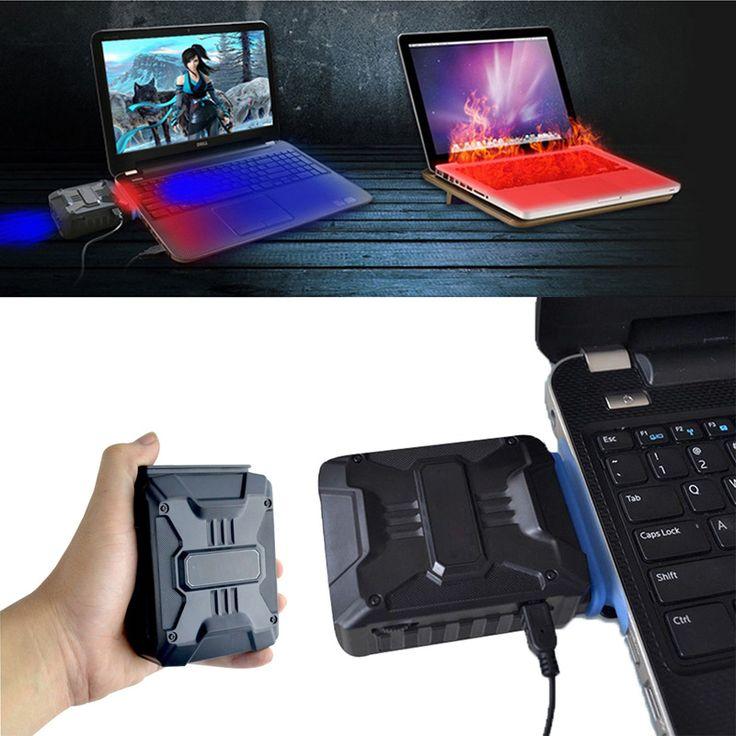 Mini di Vuoto USB Laptop Cooler di Scarico D'aria Che Estrae Ventola di Raffreddamento CPU Cooler per Notebook P4PM NI5L