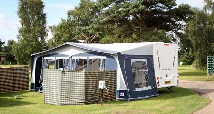 Camping - Holiday Park Norfolk - Caravan Park