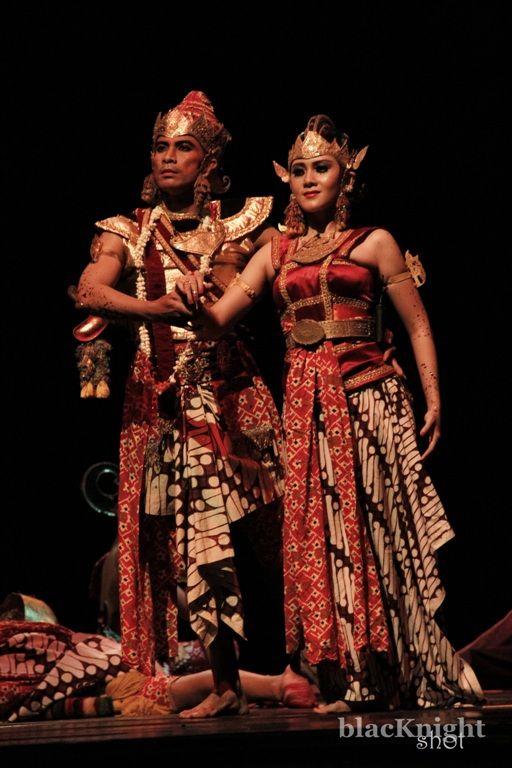 Javanese Dance Drama