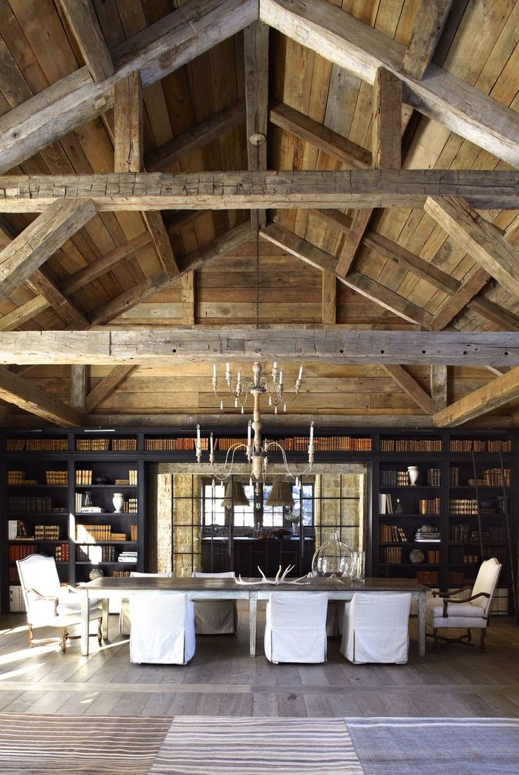 Anderson cooper s brazilian rest house is a vintage and rustic dream - M Elle Design Portfolio Interiors Rustic Dining Room