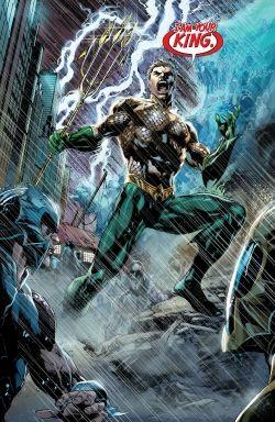 Aquaman (Аквамэн)