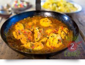 Coriander and Chilli Karachi Chicken