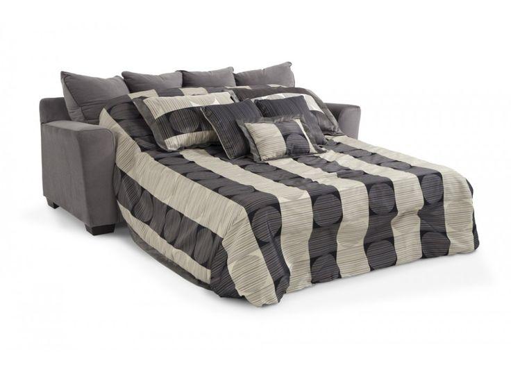 Skyline Bob-O-Pedic Queen Sleeper   Sleeper Sofas   Living Room   Bob's Discount Furniture