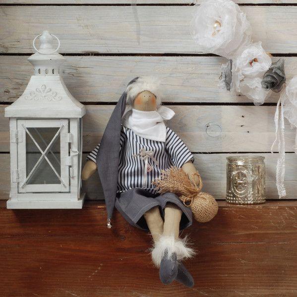 Świąteczny Skrzat w La maison cottage na DaWanda.com