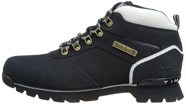 Timberland Splitrock2 Hiker Navy Nb 6569RM, Herren Kurzschaftstiefel, Blau (Blue), 50 EU: Amazon.de: Schuhe & Handtaschen