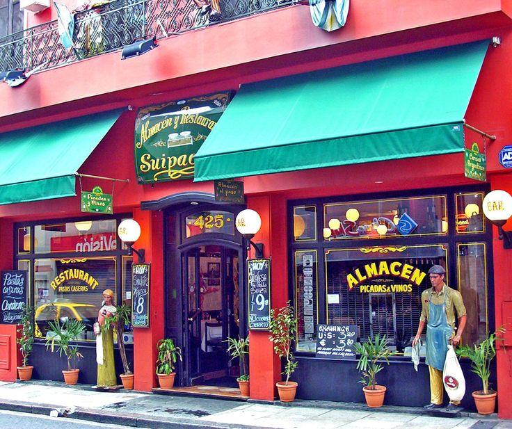 Almacén & Restaurant Suipacha, Buenos Aires