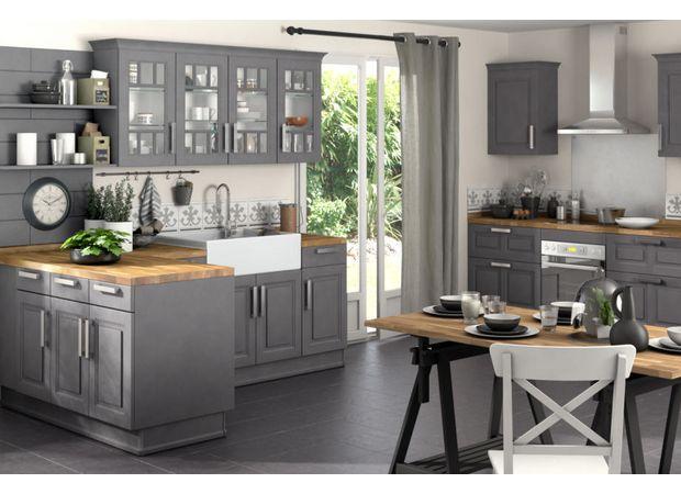 Les Meilleures Images Du Tableau Cuisine Sur Pinterest Idées - Lapeyre meuble cuisine pour idees de deco de cuisine
