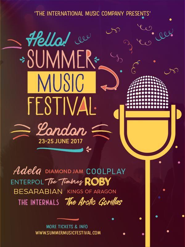 Best Festival Lineup Website Designs