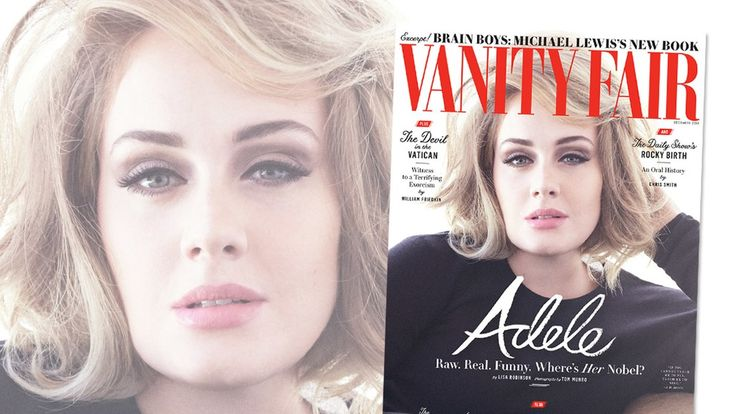 Cover Story: Adele, Queen of Hearts | Vanity Fair