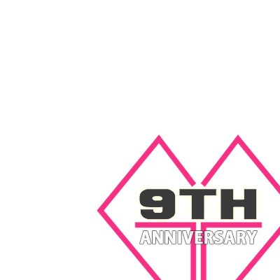 SNSD's 9th Anniversary! - Support Campaign on Twitter | Twibbon