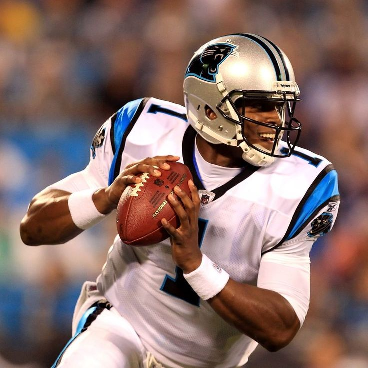 CAM NEWTON BIOGRAPHY in 2020 Carolina panthers, Signed
