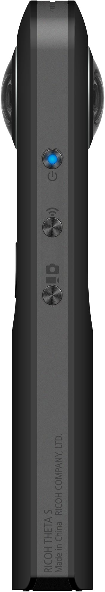RICOH THETA S Side