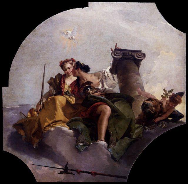 Σθένος και δικαιοσύνη.(1743)