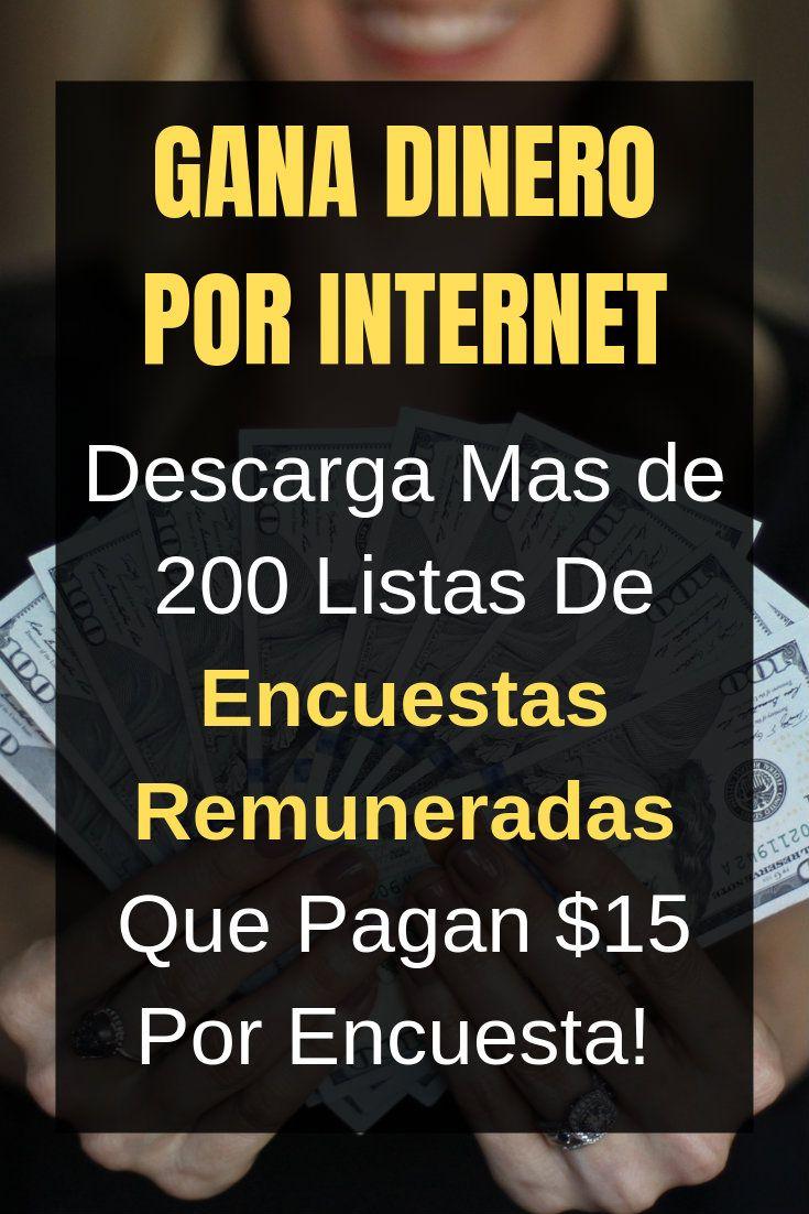 Pin En Como Ganar Dinero Por La Internet Con Cantineo