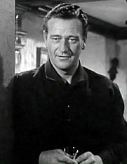 """""""I can't understand these people who carry placards to save the life of some criminal, yet have no thought for the innocent victim."""" -- John Wayne"""