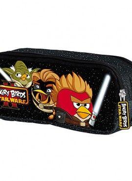 Angry Birds Star Wars kétrekeszes tolltartó