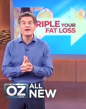 Dr. Oz's weight-loss diet to triple your fat loss and fat-burning pill Meratrim