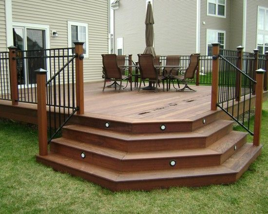 23 best Dream deck images on Pinterest | Outdoor spaces ...