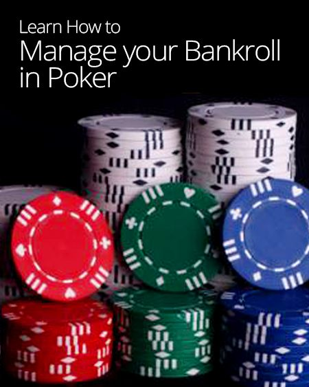 How to manage my poker bankroll