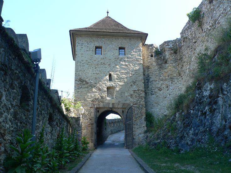 Trenčiansky hrad (Slovakia), castle, old building