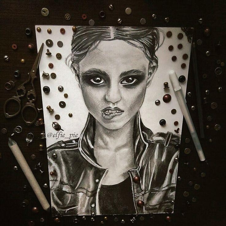 art, drawing, eyes, fashion, girl, hair, illustration, lips, love, pop, style, арт, cool, draw