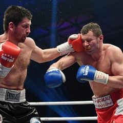 European Championship Men's Cruiserweight Title Fight - Robert Stieglitz vs Nikola Sjekloca