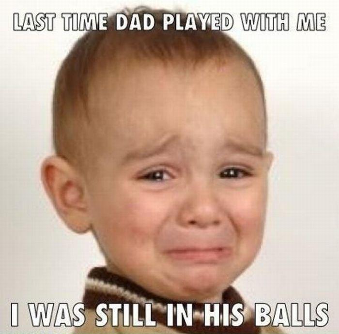 Bad dad quotes | Found on dumpaday.com