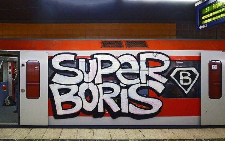 Most famous graffiti artists