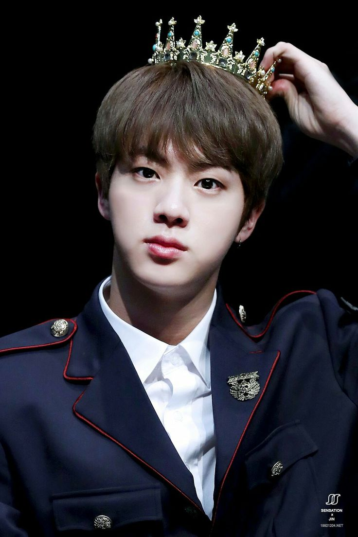 Kim Seokjin (bts) • Jin • Oldest • Mom • Pink Princess • Visual (but barely has any screentime • Vocal (but barely has any lines) • Squeaky laugh