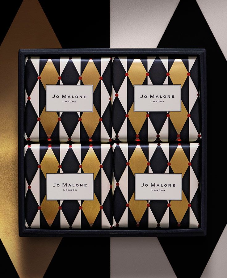 Jo Malone London | Theatre of Christmas | Christmas Miniatures Soap Collection