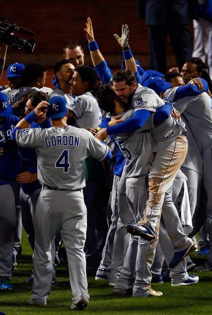 Kansas City Royals World Series Champions 2015 Game 5
