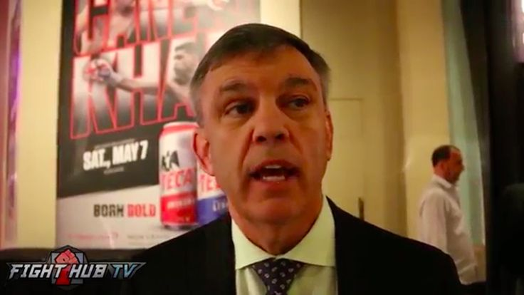 Teddy Atlas was asked about the Canelo-Khan fight. He said a lot more, about some big issues in boxing.