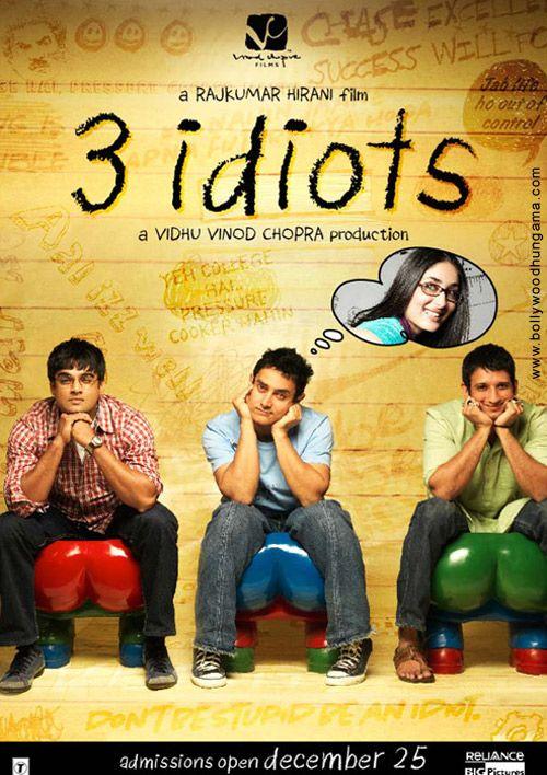 Watch 3 Idiots Movie Online