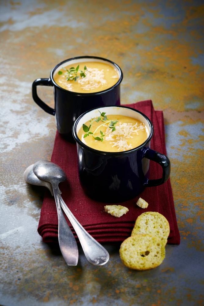 Juures-juustokeitto   Keitot   Pirkka #food #soups