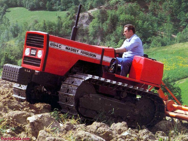 51 best Massey Ferguson tractors images on Pinterest | Tractors ...