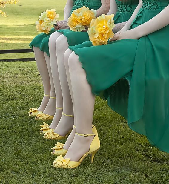 Venue: Ballybeg House  Wedding Dress: Monsoon  Bridesmaids Dresses: Debenhams  Shoes: Nina Shoes  Cow: Ladybird Organic  Band: Poor Boys  Stationery: Green Owl