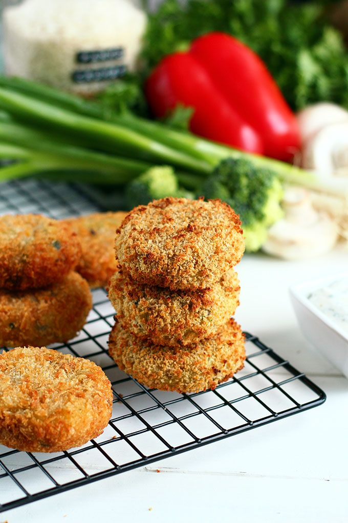 Are you ready for a seriously awesome potato recipe that's versatile and perfect for any time of day? These vegetable potato croquettesare delicious baked or fried. I tried them both ways and love...