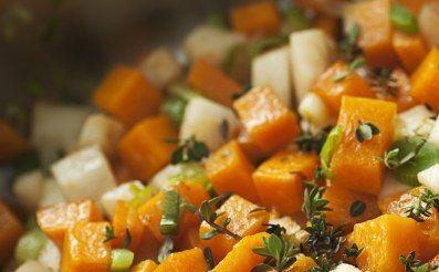 Mirepoix de légumes oubliés : Recette de Mirepoix de légumes oubliés - Marmiton